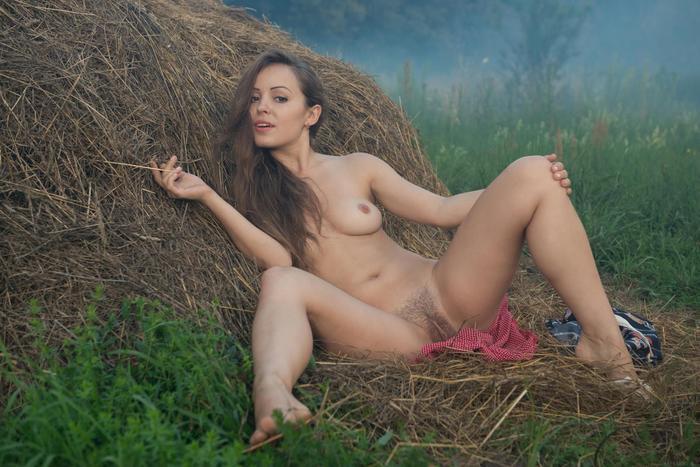 фото голых русских красавиц из деревни