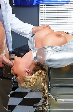 Phoenix Marie With Nurse Alison Tyler